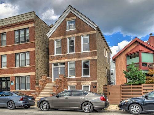 1839 N Hermitage, Chicago, IL 60622 Bucktown