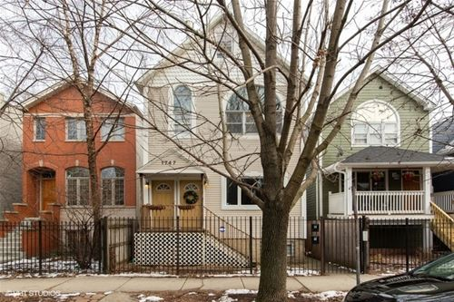 1747 N Campbell Unit 2, Chicago, IL 60647