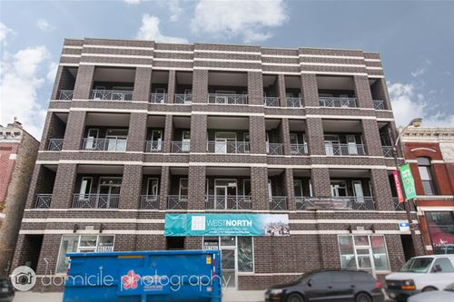 2341 W North Unit 2, Chicago, IL 60647 Wicker Park