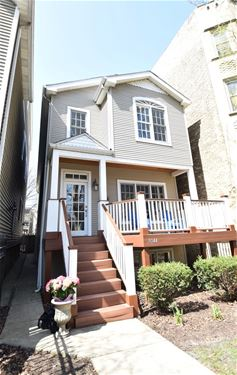 5044 N Winchester, Chicago, IL 60640 Ravenswood