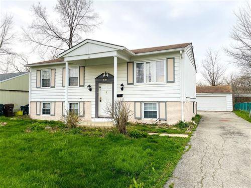 40 N Elm, Glenwood, IL 60425