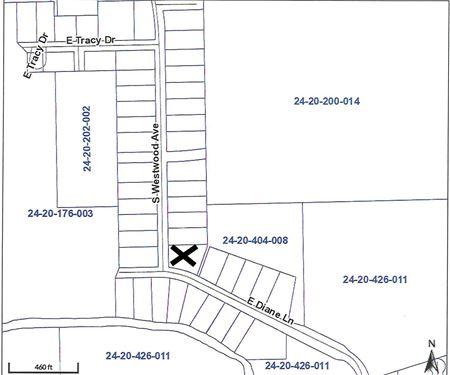 Lot 2 E Diane, Rochelle, IL 61068