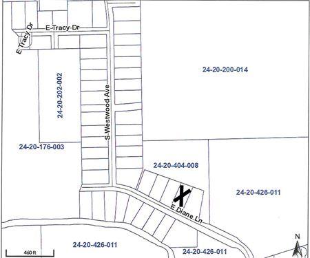 Lot 6 E Diane, Rochelle, IL 61068