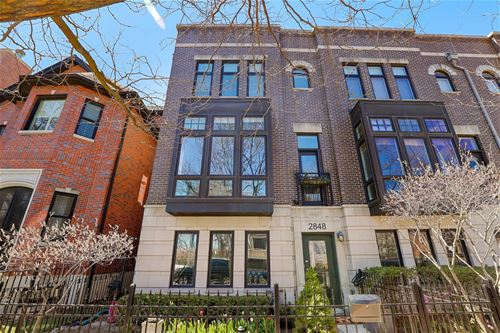 2848 N Paulina, Chicago, IL 60657 Lakeview