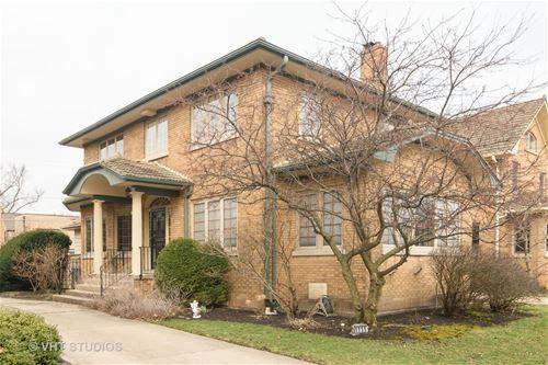 1111 N Kenilworth, Oak Park, IL 60302