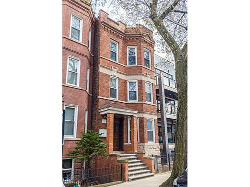 1077 N Paulina Unit 1, Chicago, IL 60622 East Village