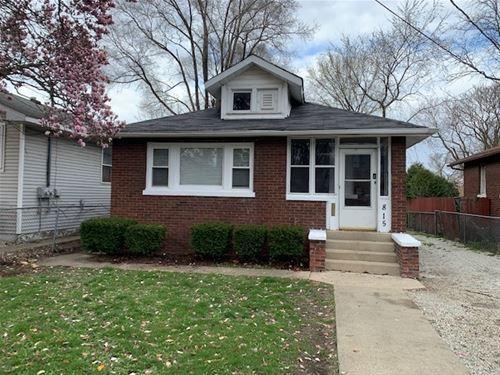 815 2nd, Joliet, IL 60433