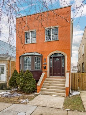 2930 N Rockwell, Chicago, IL 60618 Avondale