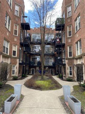 1647 W Pratt Unit 2B, Chicago, IL 60626 Rogers Park