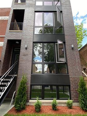 225 S Hamilton Unit 3, Chicago, IL 60612 Near West Side