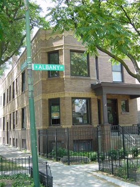2700 N Albany Unit 1F, Chicago, IL 60647 Logan Square
