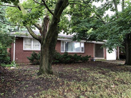 1402 Theodore, Joliet, IL 60435