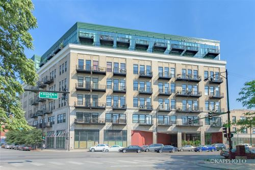 1645 W Ogden Unit 633, Chicago, IL 60612 Near West Side