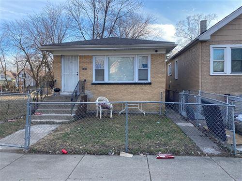 315 W 106th, Chicago, IL 60628 Fernwood