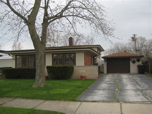 323 S Mayfair, Chicago Heights, IL 60411