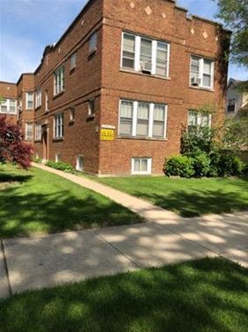 4750 N Lotus Unit 2W, Chicago, IL 60630 Jefferson Park