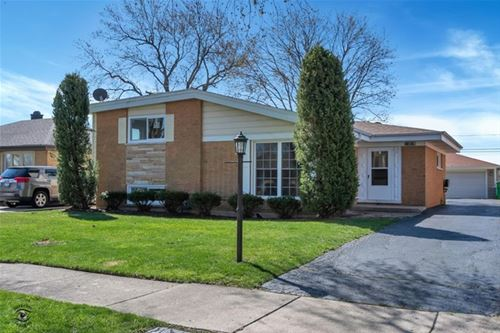 11019 Martindale, Westchester, IL 60154