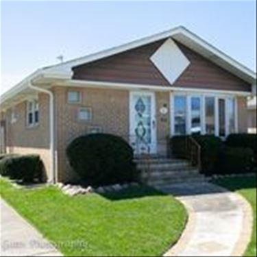 7601 W Strong, Norridge, IL 60706