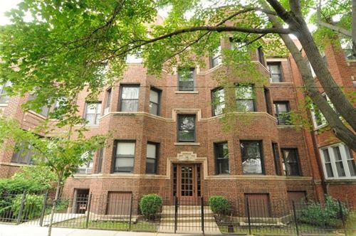1536 W Rosemont Unit 2E, Chicago, IL 60660 Edgewater