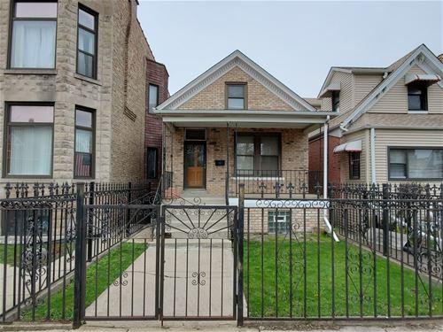 2331 W Grenshaw, Chicago, IL 60612 Tri-Taylor