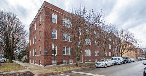 3037 W Belle Plaine Unit G, Chicago, IL 60618 Irving Park