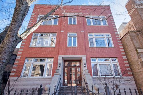 625 W Patterson Unit 3W, Chicago, IL 60613 Lakeview