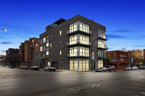 440 N Halsted Unit 3A, Chicago, IL 60642 Fulton River District