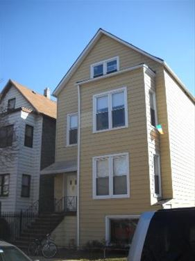 3423 N Paulina Unit GARD, Chicago, IL 60657 West Lakeview