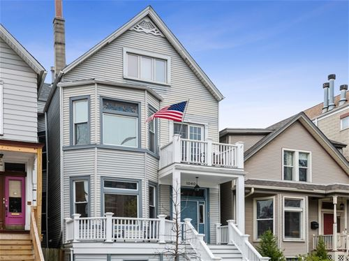 1040 W Newport, Chicago, IL 60657 Lakeview