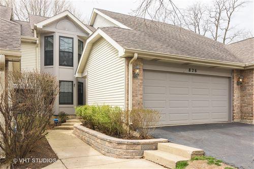 826 N Auburn Woods, Palatine, IL 60067