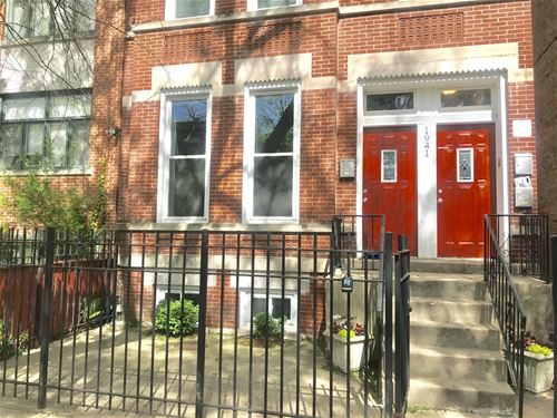1941 N Bissell Unit 2, Chicago, IL 60614 Lincoln Park
