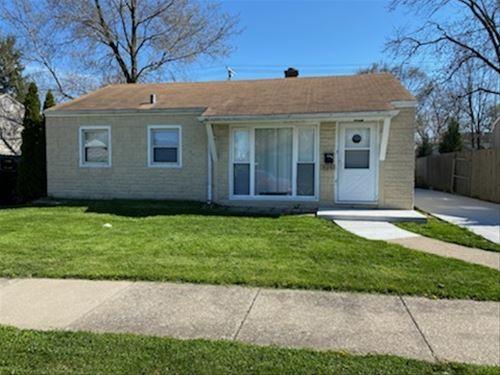 8641 45th, Lyons, IL 60534