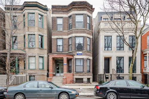 2109 N Kenmore Unit 1R, Chicago, IL 60614 Lincoln Park