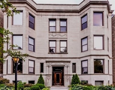 4011 N Kenmore Unit 103, Chicago, IL 60613 Uptown