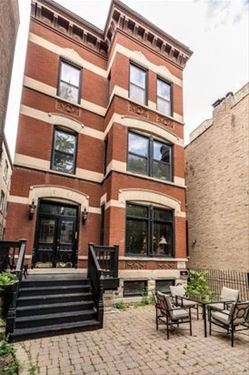 616 W Surf Unit 2, Chicago, IL 60657 Lakeview