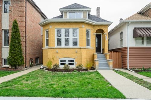 4613 N Kedvale, Chicago, IL 60630 Mayfair