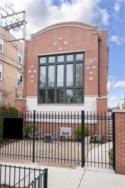 1145 N Hoyne, Chicago, IL 60622