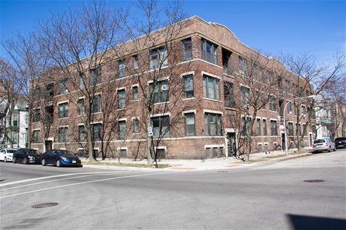 1106 W Newport Unit 1, Chicago, IL 60657 Lakeview