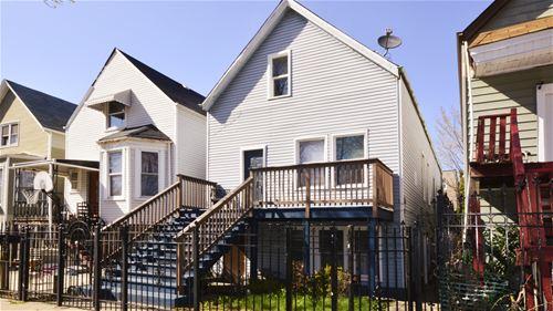 3738 W Mclean, Chicago, IL 60647 Logan Square