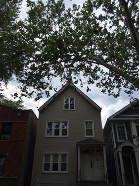 3802 N Hermitage Unit GARDEN, Chicago, IL 60618 West Lakeview