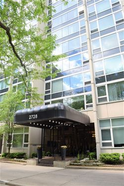 2728 N Hampden Unit 805, Chicago, IL 60614 Lincoln Park