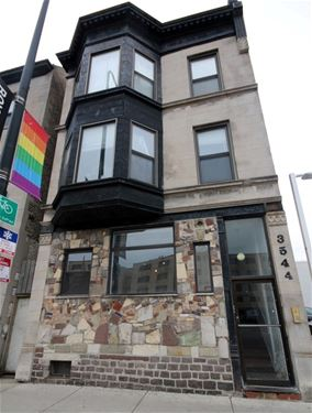 3544 N Halsted Unit 1R, Chicago, IL 60657 Lakeview
