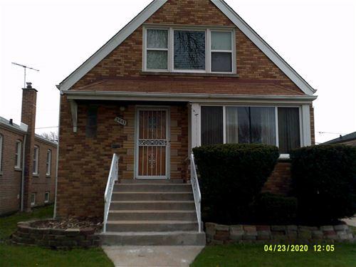 3443 W 73rd, Chicago, IL 60629 Marquette Park
