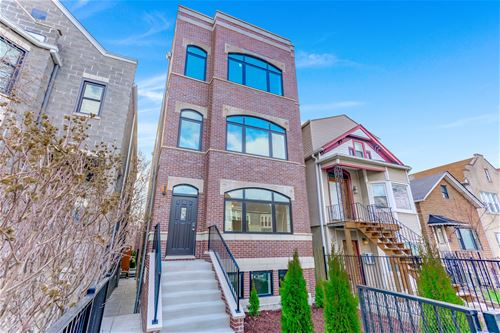 824 S Bell, Chicago, IL 60612 Tri-Taylor