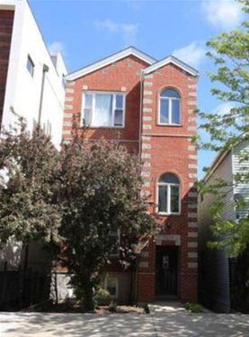 1528 W Chestnut Unit 3, Chicago, IL 60642 Noble Square