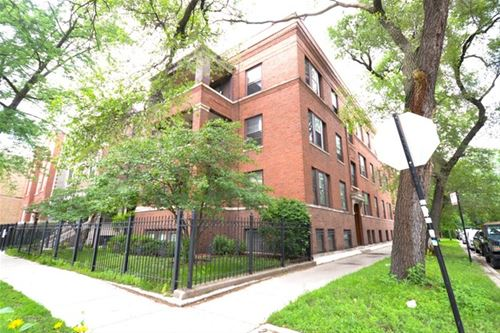 3606 N Bosworth Unit 3, Chicago, IL 60613 Lakeview