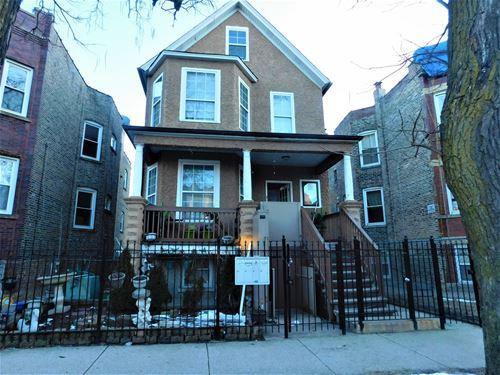 3525 W Dickens, Chicago, IL 60647 Logan Square