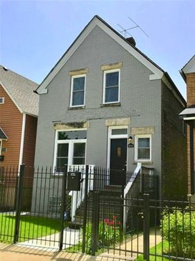 3713 W Wabansia, Chicago, IL 60647 Logan Square
