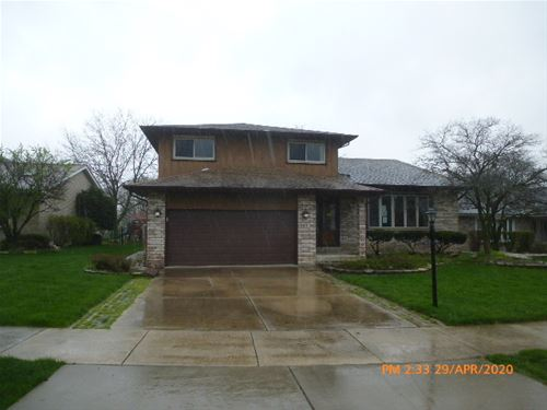 5401 Jessica, Oak Forest, IL 60452