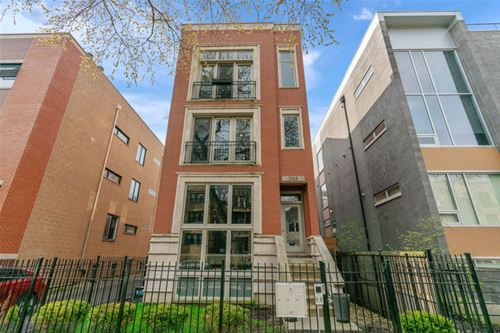 1915 W Crystal Unit 3, Chicago, IL 60622 Wicker Park